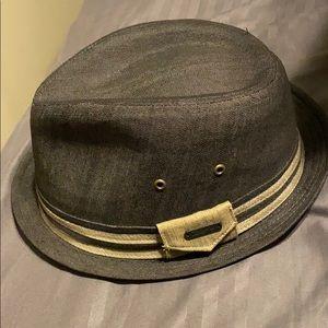 Calvin Klein fedora hat